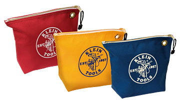 #5539-Canvas Zipper Bag Colour